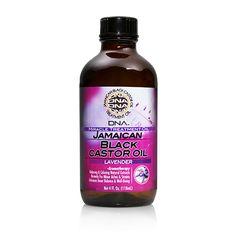 DNA Jamaican Black Castor Oil Lavender Oil 4 oz