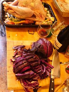 Recipe Recommendation: Ralphie's Mom's Braised Red Cabbage from A Christmas Story