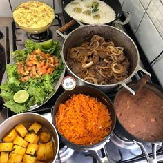 Baby Food Recipes, Healthy Recipes, Weird Food, Food Goals, Home Food, Red Rice Recipe, No Cook Meals, Food And Drink, Cooking