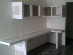 Mueble de Durock #ideas
