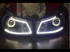 Maruti SX4 Projectors with Daytime