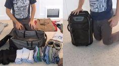 Comment bien ranger sa valise quand on part en voyage
