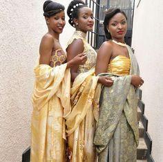 Rwanda #umushanana #mushanana #imishanana traditional wedding #gusaba #elegant..