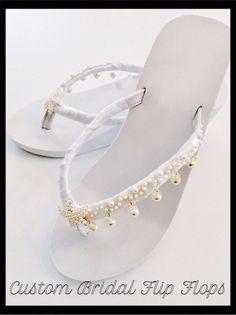77c763d7437c8 Starfish Wedding Flip Flops Wedding Shoes Bride Shoes Wedges Bride Flip Flops  Wedding Sandals Beach Wedding Shoes Bridesmaid shoes