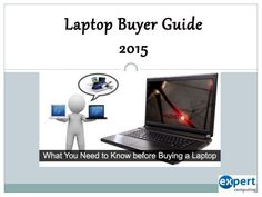 Before buying any new laptop or replace with old one, then you have compared the feature which is described in the presentation. this all the feature is useful in all the kind of laptop and desktop.