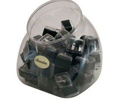 6170-48 - Double Metal Sharpener with Clear Cover. ** Check out this great product.