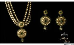 Tanishq Kundan Jewellery | ... with rubies-emarald-diamonds-pearls by Tanishq Jodha Akbar collection