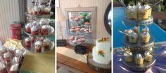 wedding dessert nashville, mrs j baking, nashville wedding catering, banana pudding, strawberry shortcake, #nashvilleweddings, key lime pies