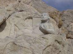 Spread of Islam - Islamic statue found in Persia