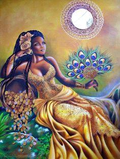 Oshun african goddess - Google Search