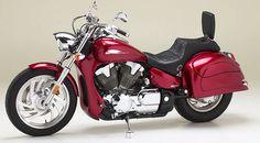 Honda VTX 1300 - Rumle Seat