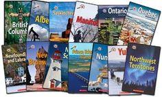 CA Close-up: Provinces Bundle - Northwoods Press Ontario, Study History, Big Bear, Book Publishing, Social Studies, Close Up, Canada, Baseball Cards, Canadian History