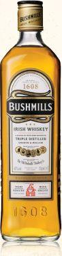 Bushmill Irish Whiskey vs Jameson Irish Whiskey: Game 2/Round 1 of Booze Tourney.