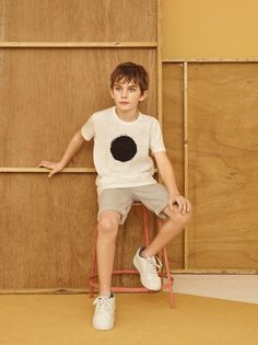Zara Campaign Spring Summer 2015/Boys | kids on the runway