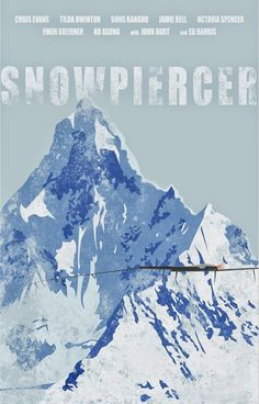 Snowpiercer - movie poster - Follow the podcast https://www.facebook.com/ScreenWolf and https://twitter.com/screen_wolf