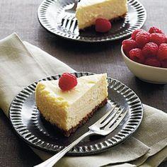 Amaretti Cheesecake | CookingLight.com