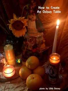 September 8th is the feast for Oshun in the religion of Santeria.  Oshun is the…