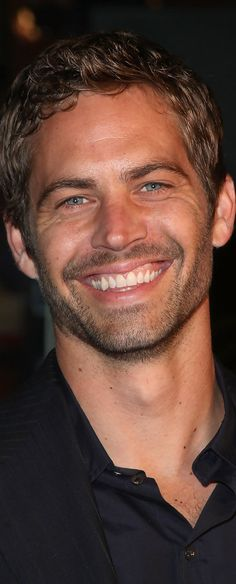 Paul Walker...So TRAGIC Great smile and he had a giving spirit that is rare.
