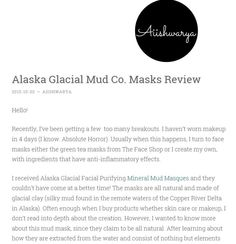 ... images about Press Coverage on Pinterest | Face facial, Mud and Alaska