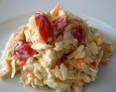 Receitas da Dieta Dukan: Salada de repolho Dukan
