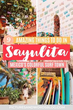 Fun Things to Do in Sayulita, Mexico | The Ultimate Sayulita Travel Guide | Mexico Travel Tips | Things to Do in Riviera Nayarit | Mexico Beach Getaway | Sayulita Weekend Getaway | Mexico Beach Vacation | Mexico Beach Town | Mexico Surf Town World Travel Guide, Travel Guides, Travel Tips, Mexico Vacation, Mexico Travel, Mexico Destinations, Travel Destinations, Latin America, South America