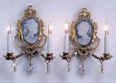 Image result for miniature dollhouse chandeliers