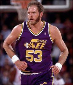 Former Utah Jazz, Mark Eaton