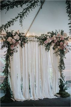 Perfect Outdoor Spring Wedding Arches Inspirations https://bridalore.com/2017/12/21/outdoor-spring-wedding-arches-inspirations/