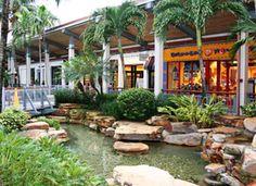 The Falls Shopping Mall (Miami, Florida)