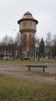 Old water tower is main office of 3CUBA.