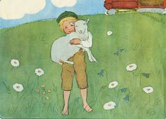 Extraordinary Voyage into the Ordinary: Early Summer with Elsa Beskow