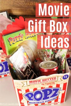 A great last minute gift idea for kids. Movie Gift box is my new goto birthday gift for kids. Give this as a Christmas gift for the kids who has everything. Last Minute Christmas Gifts, Christmas Gifts For Kids, Last Minute Gifts, Loving You Movie, Pretty Movie, Go To Walmart, Movies Box, Movie Gift, Sour Patch Kids