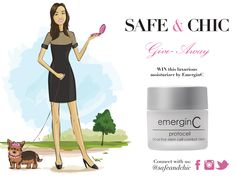 It's the start of our 2 DAY #GIVEAWAY Enter2Win EmerginC Protocell® Cream from @SafeandChic =>http://ospa.me/1NxHpEZ