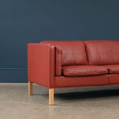 Danish 3 Seat Sofa