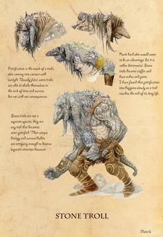 Stone Troll by eoghankerrigan on DeviantArt