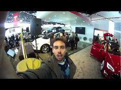 Video Review - Salão de Detroit -  Casa em um triciculo