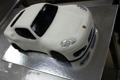 Ferarri car cake by The House of Cakes Dubai, via Flickr