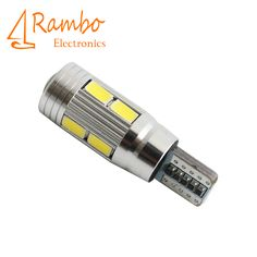 Car Auto LED T10 194 W5W Canbus 10 SMD 5630 5730 LED Light Bulb No error led parking Fog light Auto No Error univera car light ** Detailed information can be found by clicking on the image