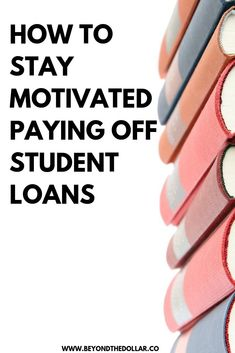 Obtaining loan for college nowadays seems all but inevitable for everyone but the most affluent individuals. Apply For Student Loans, Federal Student Loans, Paying Off Student Loans, Student Loan Debt, Make More Money, Ways To Save Money, Loan Money, Budgeting Tips, Inevitable