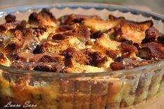 Budinca de cozonac | Retete culinare cu Laura Sava - Cele mai bune retete pentru intreaga familie Kiwi, My Recipes, Frugal, Macaroni And Cheese, Cereal, Meat, Breakfast, Ethnic Recipes, Food