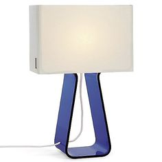 Tube Top Colors Table Lamp by Pablo Designs at Lumens.com