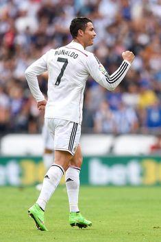 Cristiano Ronaldo Photos - RC Deportivo La Coruna v Real Madrid CF - La Liga - Zimbio