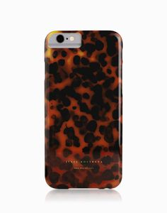 How pretty is this Julia Kostreva Tortoise shell iPhone Case?!