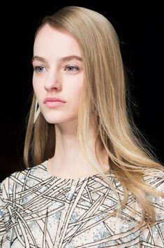 Blumarine at Milan Fashion Week Fall 2015 - Details Runway Photos