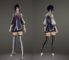 My first try to make Seele in Code Vein (I saw someone doing the same thing just with Kianna and wanted to try) : Dark Souls, Anime Outfits, I Saw, Coding, Punk, How To Make, Video Games, Oc, Characters