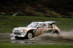 #Peugeot #Peugeot205 #WRC #GroupB #Racing #RaceCar #Rally #PeugeotSport…