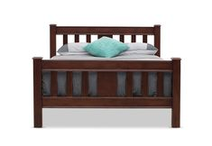 Tully Queen Bed | Super A-Mart
