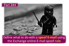 Define what to do with a spoof E-mail using the Exchange online E-mail spoof rule |Part 3#4 - http://o365info.com/define-what-to-do-with-a-spoof-e-mail-using-the-exchange-online-e-mail-spoof-rule-part-3-of-4/