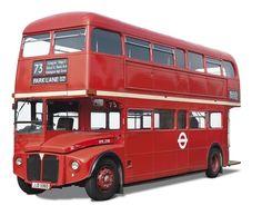 1966 Rml Leyland Aec London Routemaster Double-Decker Bus