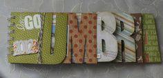paperandco: Minialbum Umbria